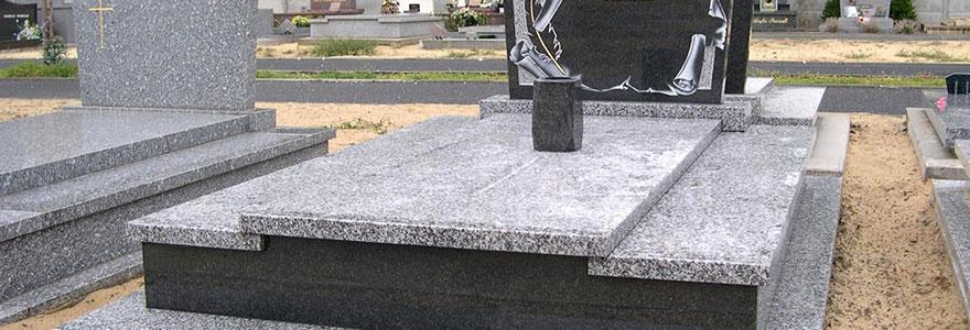 monument funéraire en ligne