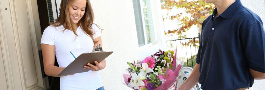 livraison de fleurs a domicile